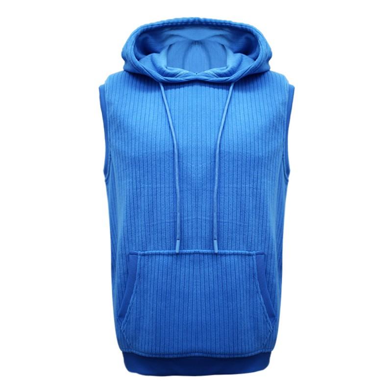 men-fleece-half-hoodie-kfh05903-5a