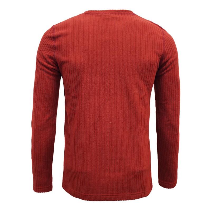 men-single-fleece-t-neck-vest-kft05917-11a