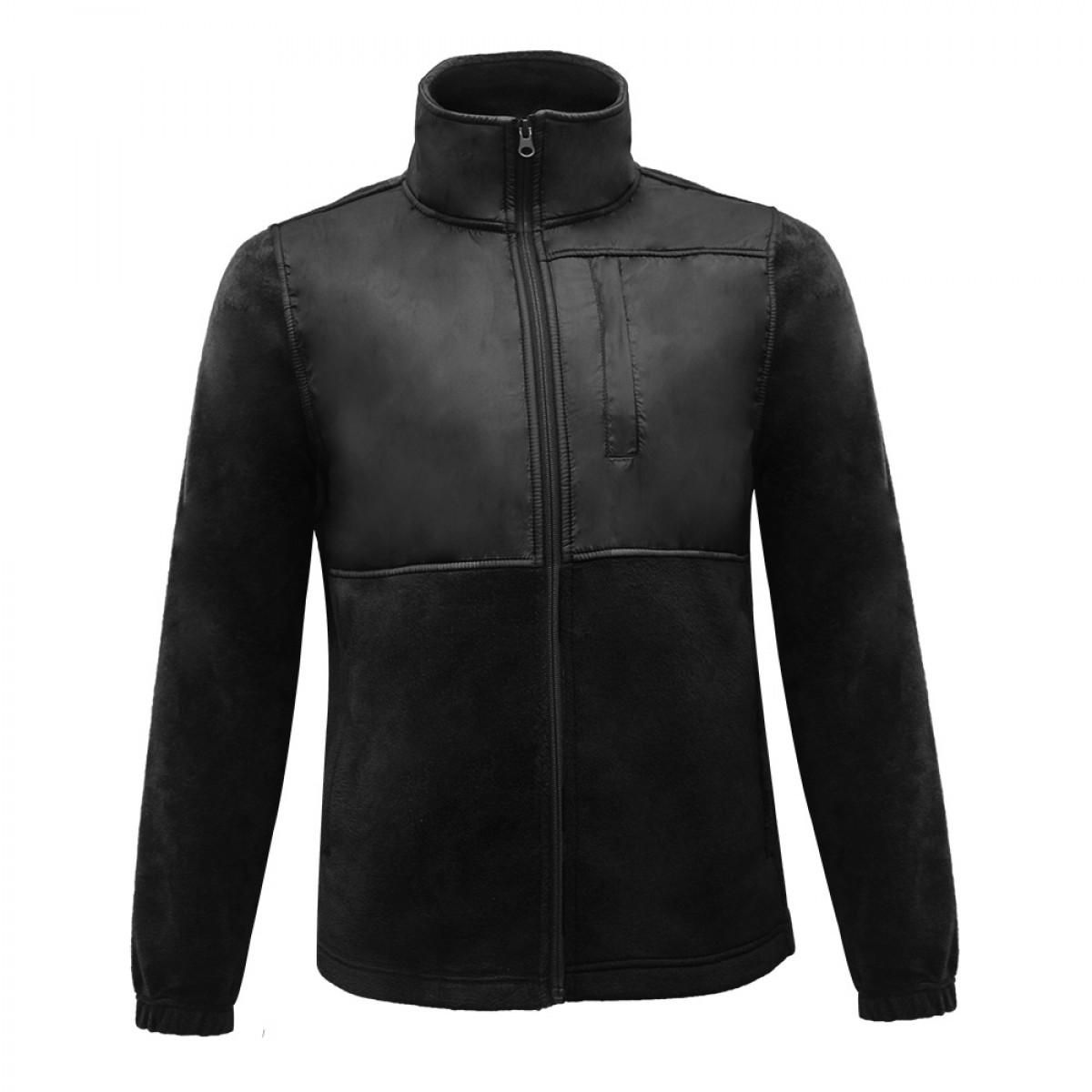 men-taffeta-fleece-chest-pkt-jacketktfj05908-8a