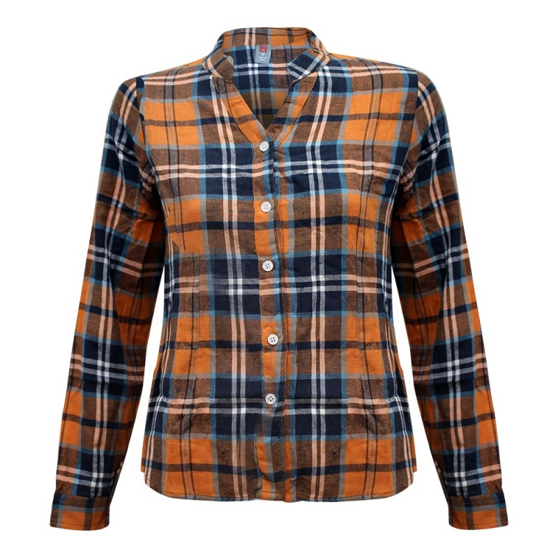 women-checked-long-sleeve-shirt-kcs86666-12a